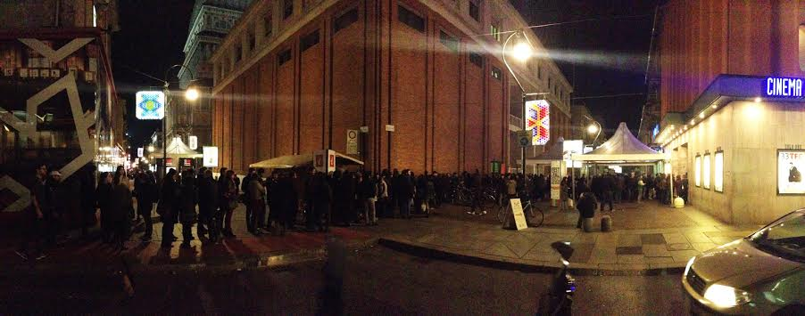 La notte 'horror' di Torino