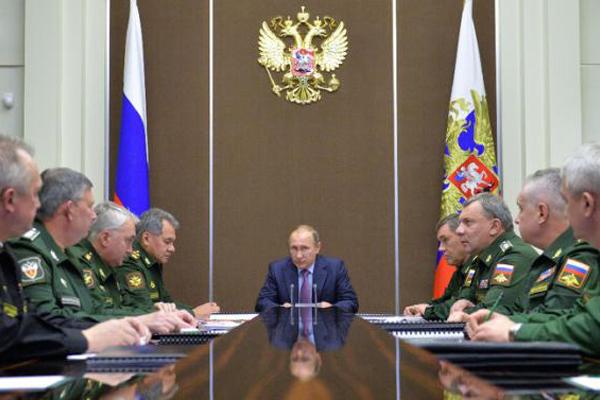 Scudo antimissile, Putin: