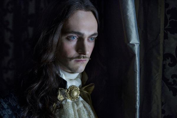 La reggia di Versailles al Roma Fiction Fest