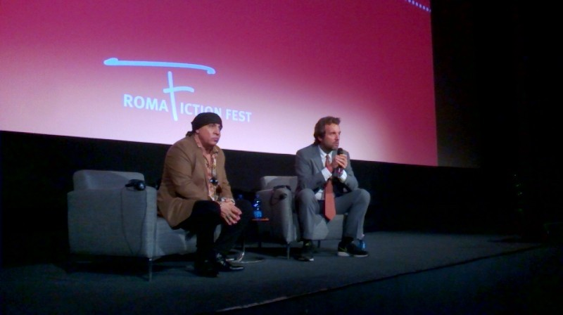 Little Steven Van Zandt, eclettico artista al Roma Fiction Fest