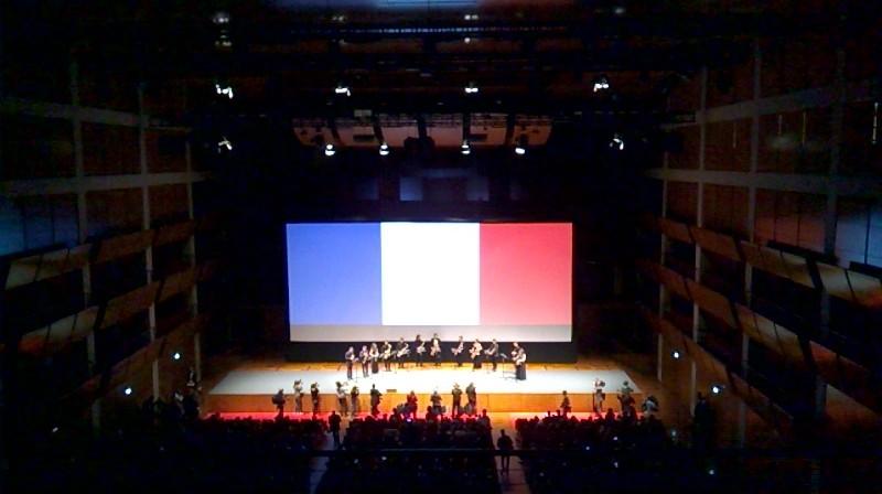 Torino apre al cinema suonando la Marsigliese