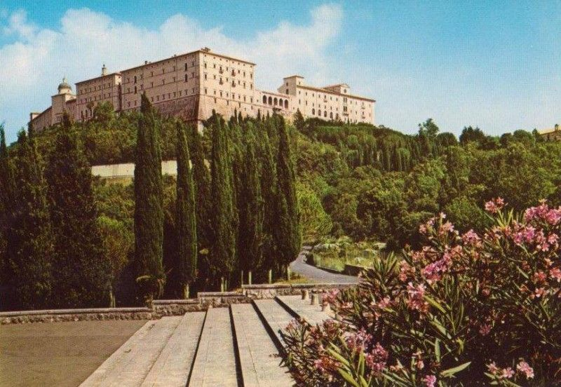 Montecassino, all'Abate i fondi della carità