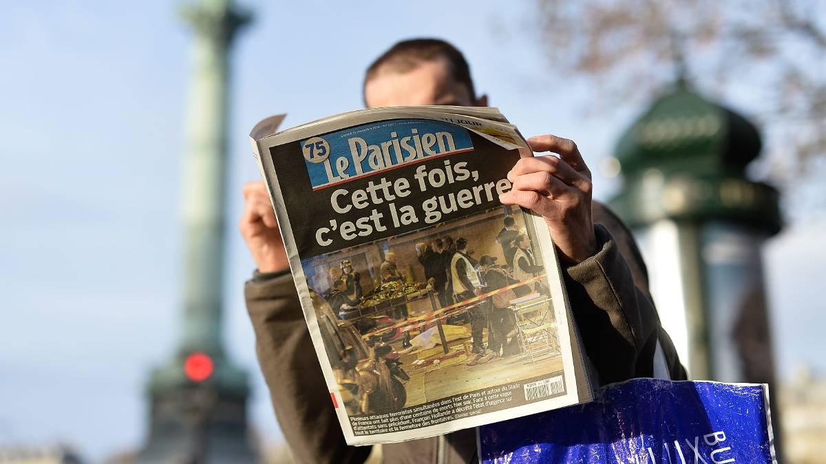 Attacco a Parigi, l'ISIS cerca la guerra