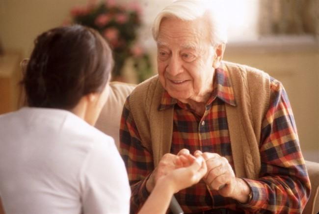 Badanti di condominio per anziani