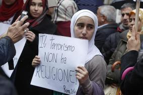 ''Not in my name''- Against Terrorism