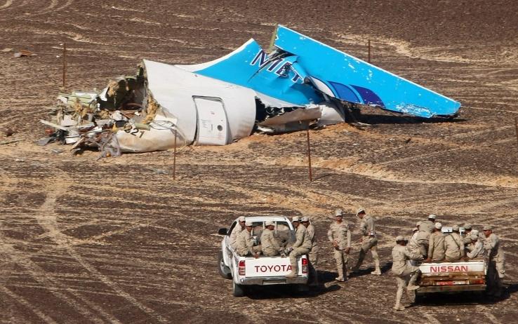 Aereo caduto in Sinai: c'è la mano dell'Isis