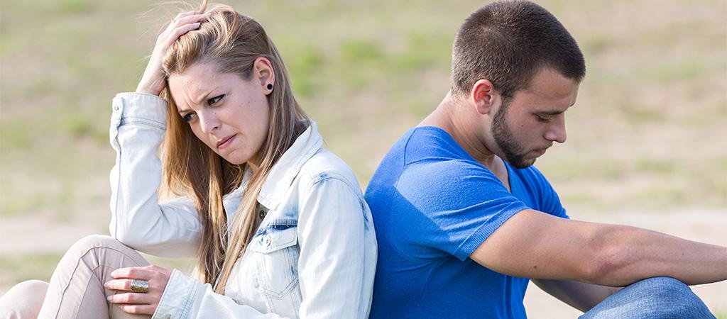 Istat: la coppia scoppia dopo 16 anni
