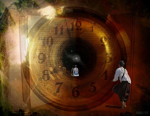 Viaggio nel tempo: indietro non si torna
