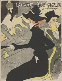 Toulouse-Lautrec, un illustratore pubblicitario di fine ottocento