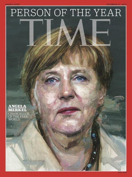 Merkel, cancelliera di un mondo libero