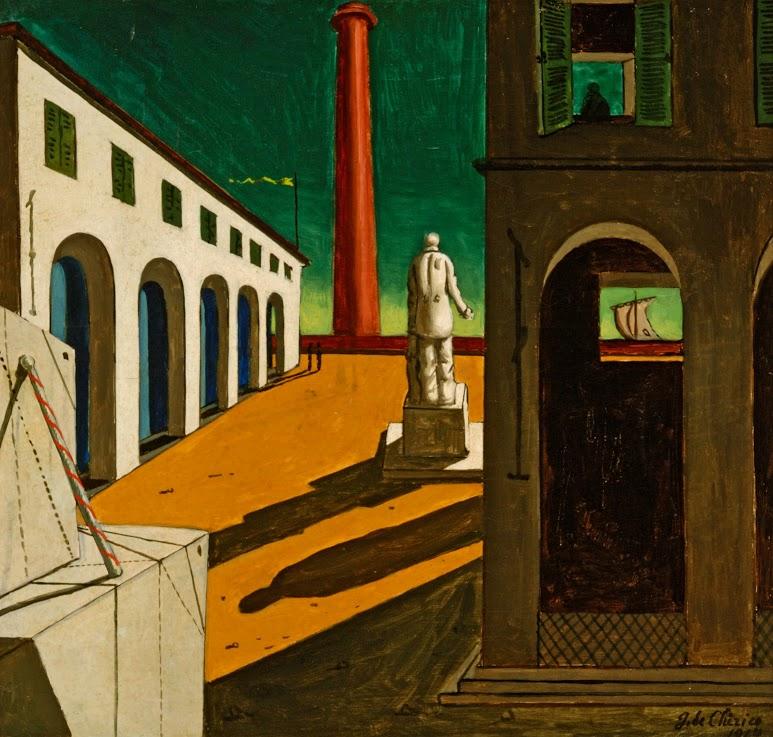 Da De Chirico a Burri, le Affinità elettive dell'arte del '900
