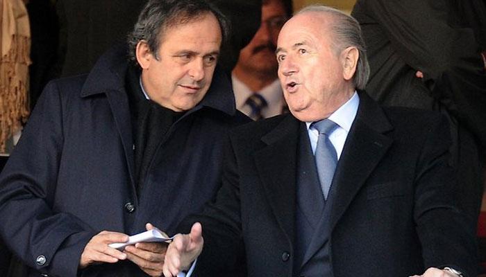 Fifa: 8 anni di squalifica a Blatter e Platini