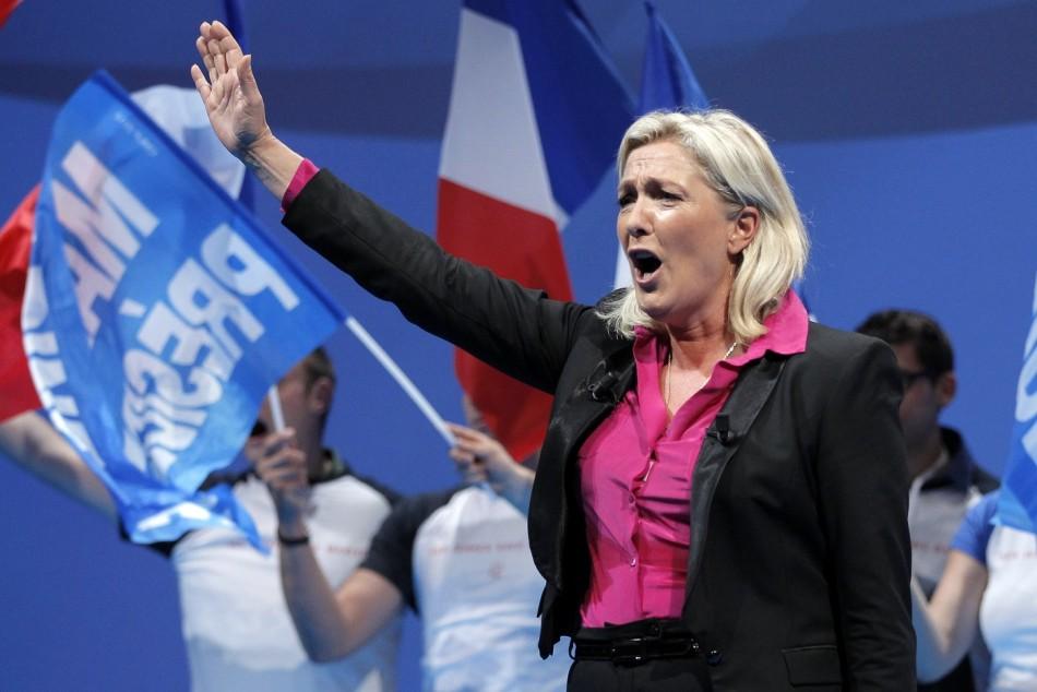 La Francia svolta a droite