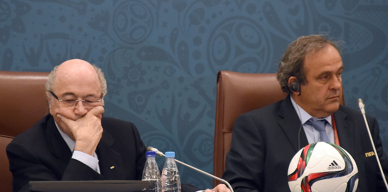 Sospensione monstre per Blatter e Platini: la Fifa volta pagina?