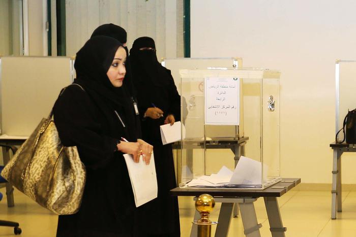Arabia Saudita: Salma la prima donna eletta