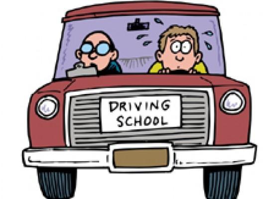 Vuoi lezioni di guida? Paga in natura