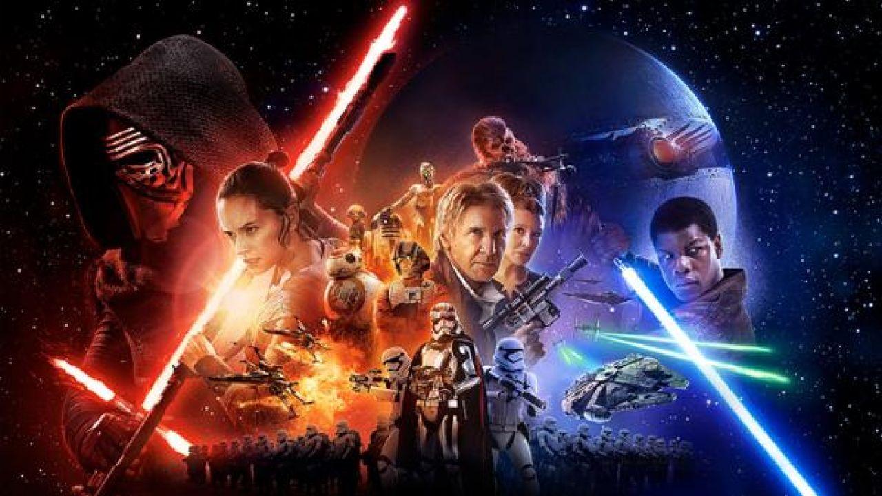 Star Wars: il risveglio della Forza è pronto