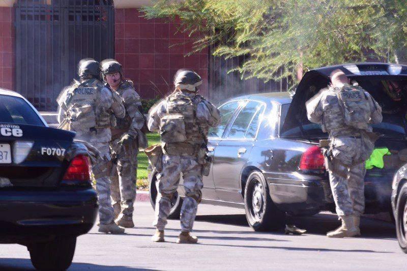 Strage negli Usa: attacco in California 14 morti