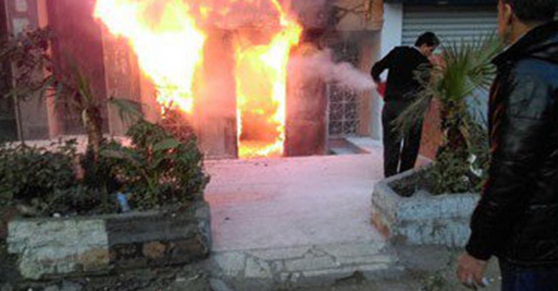 Cairo: molotov contro locale, almeno 16 morti