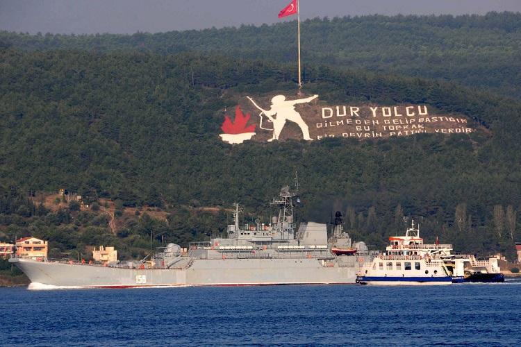 Russia-Turchia, ancora scintille sul Mar Nero