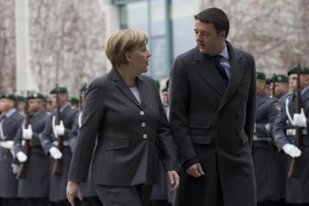 Renzi vs Merkel: match sui depositi bancari