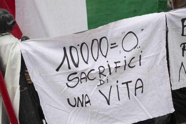 Quel morto pesa sulla coscienza di Renzi