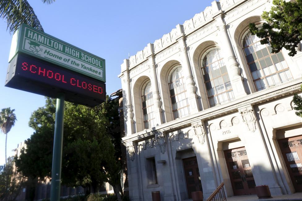 Psicosi ISIS: scuole chiuse a Los Angeles