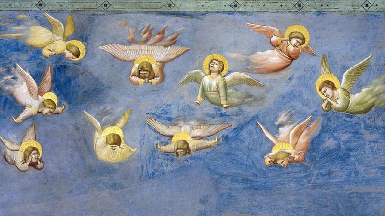 Giotto fa il giro d'Italia
