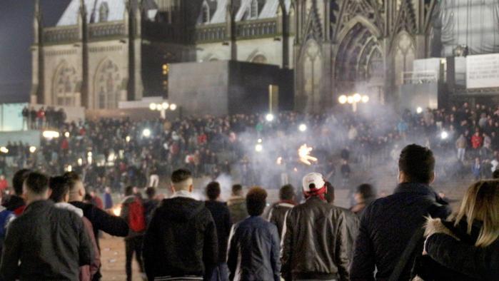 Capodanno di violenza a Colonia: 31 arresti, anche rifugiati