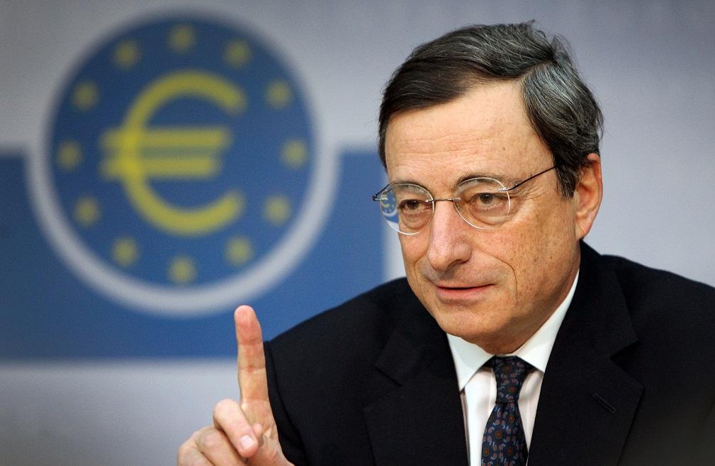 """Draghi """"Non ci arrendiamo"""". Le Borse volano"""