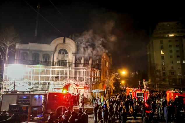 Iran - Arabia Saudita: non solo sciiti contro sunniti