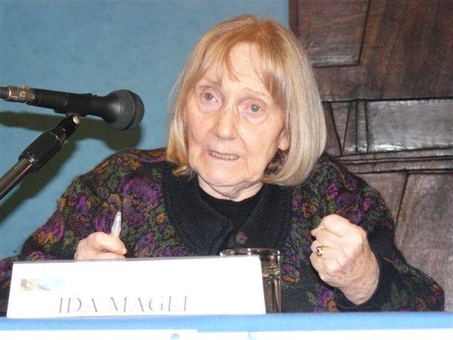 Addio all'antropologa Ida Magli