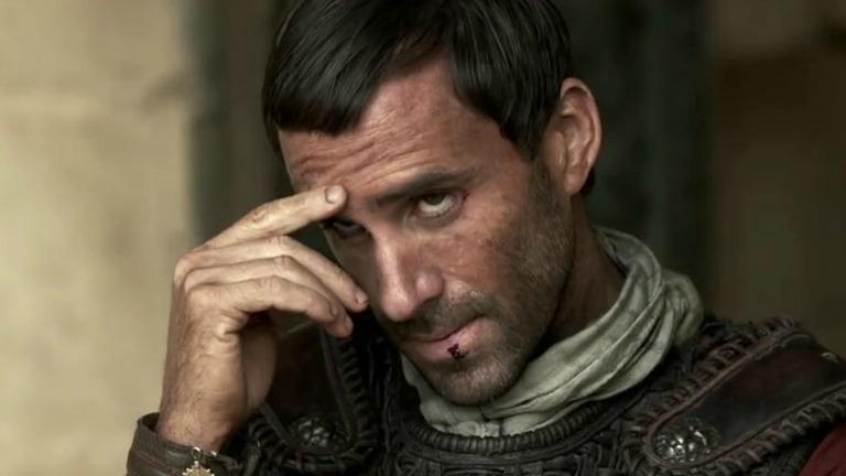 Joseph Fiennes, protagonista di Risorto, a Roma parla di fede