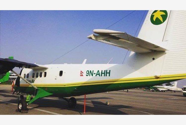 Nepal: aereo precipita nella giungla
