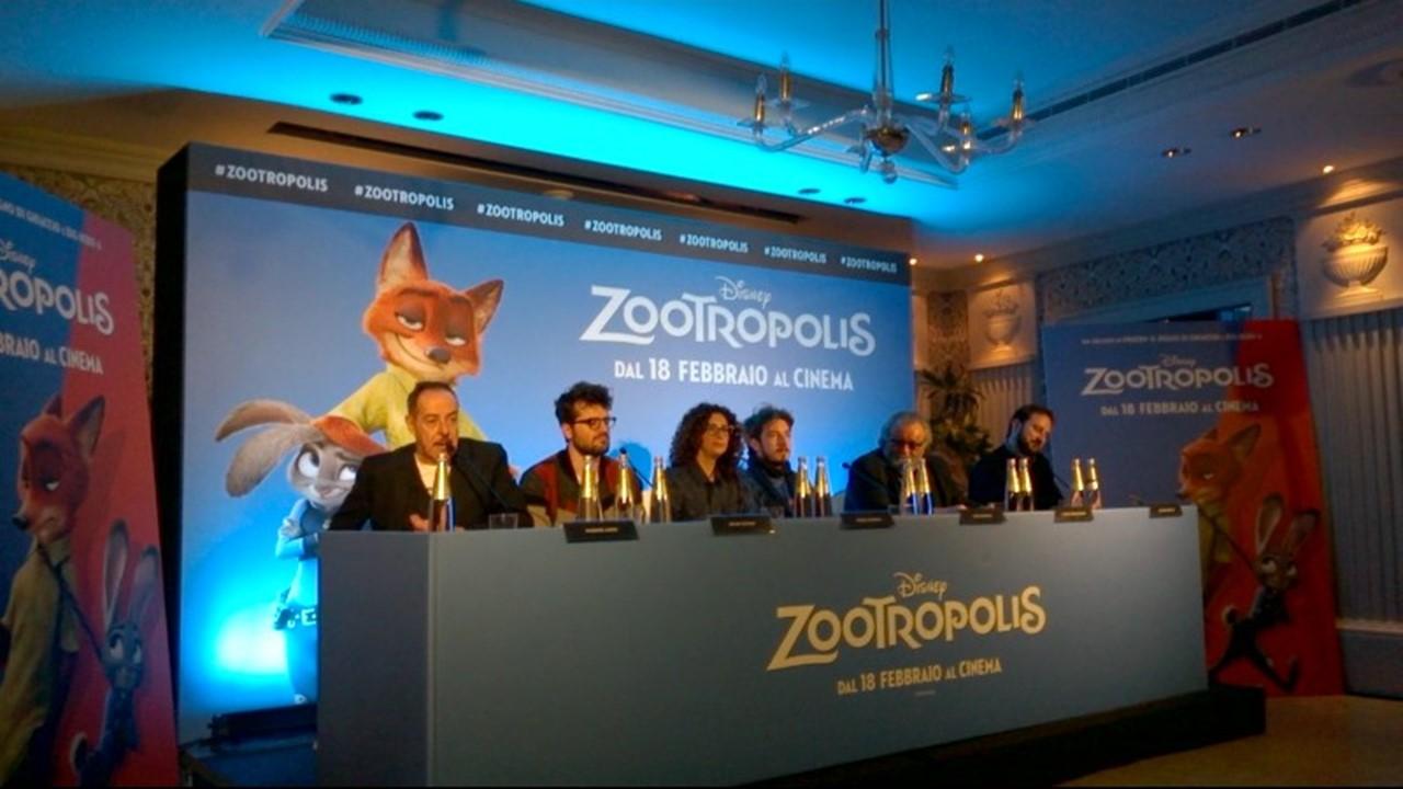 Zootropolis: si divertono le voci italiane