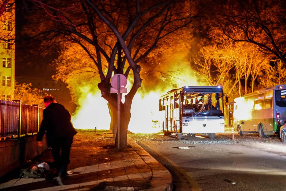 Attentati in Turchia, 35 morti in due giorni