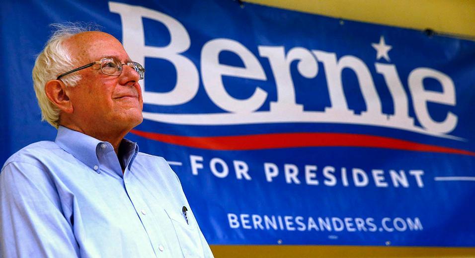 Usa 2016, primo Sanders nei sondaggi