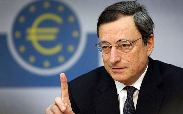 Borse: Draghi rincuora, governo su correttivi spesa pubblica