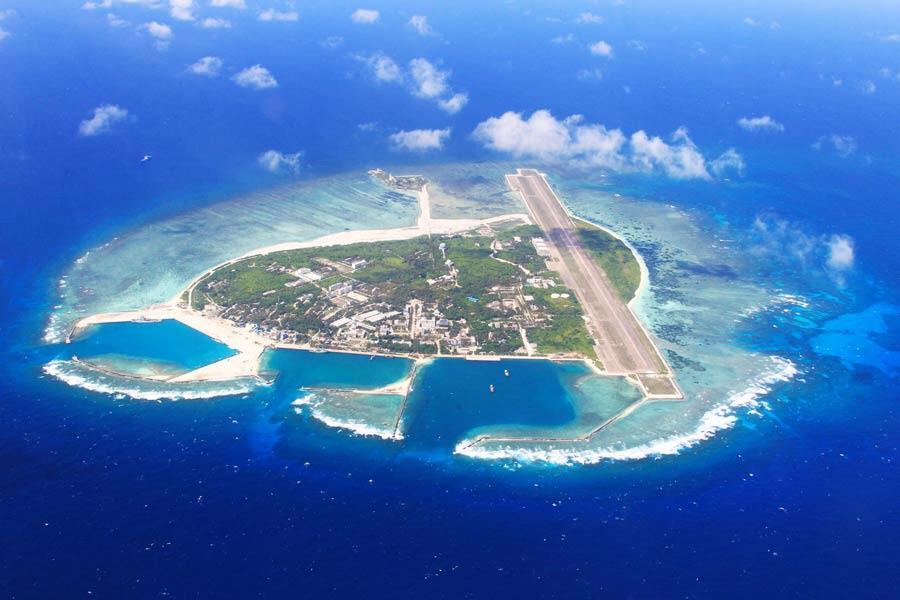 Cina schiera missili su isole contese