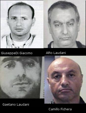 Catania, duro colpo allo storico clan Laudani