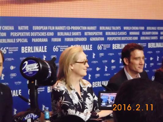 Berlinale al via, Meryl Streep presidente di giuria