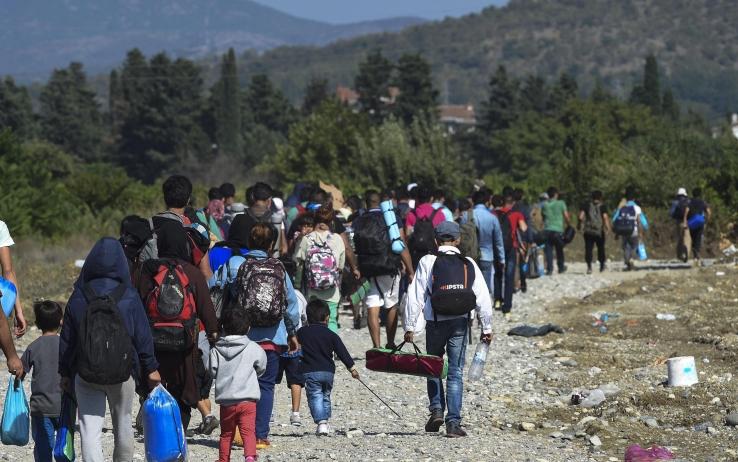 Migranti, Austria e Grecia ai ferri corti
