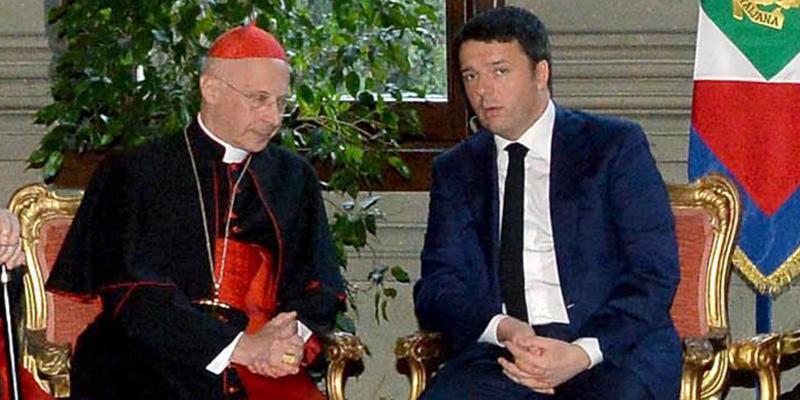 Unioni civili, Renzi: su voto segreto non decide la Cei