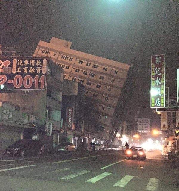 Terremoto Taiwan, due superstiti 48 ore dopo
