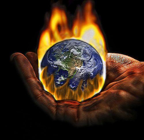 Cambiamento climatico, seria preoccupazione molti gli italiani