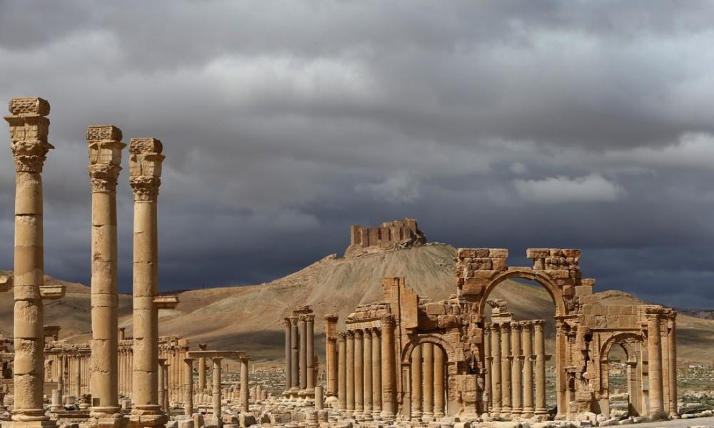 Dalle ceneri dell'ISIS rinasce Palmira