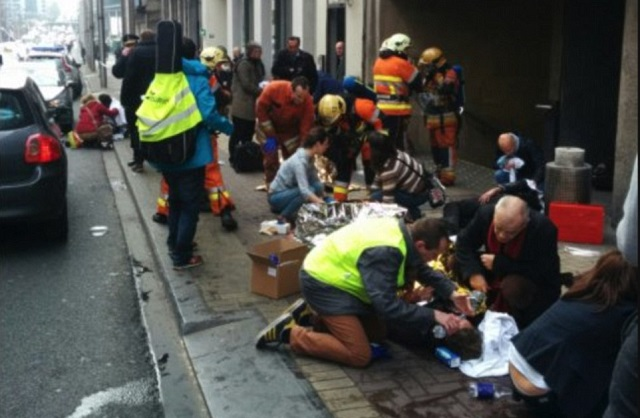 Bruxelles: l'Europa in ansia teme nuovi attentati