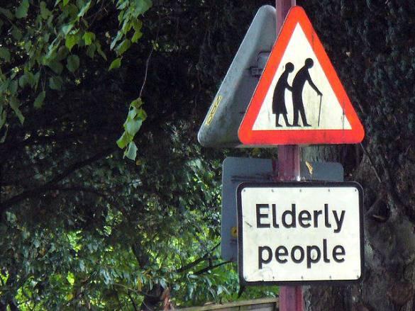 Invecchia il mondo ma non in buona salute