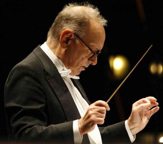 Per il '90ennio' Morricone ancora sul podio a dirigere orchestra