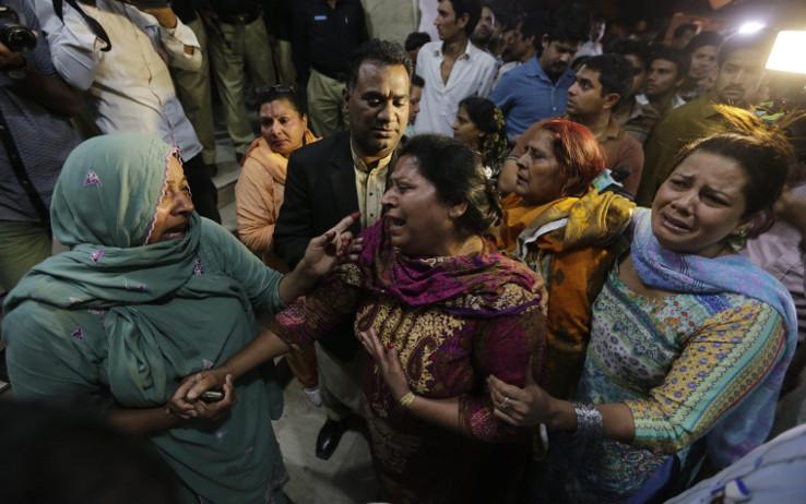 Strage di cristiani in Pakistan il giorno di Pasqua